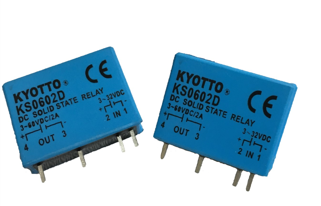 Onelitter Es Solid State Relay Kyotto Ks0602d 3 60vdc 2a